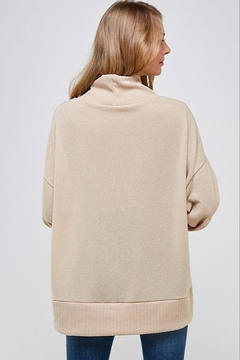 Caramela Cowl Neck Sweater - Alternate List Image