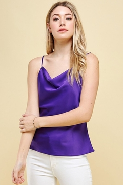 Winslow Collection Cowl Neck Tank - Product List Image