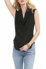 Bobi Cowl Neck Tank - Product Mini Image
