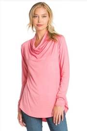 Azules Cowl Neck Top - Product Mini Image