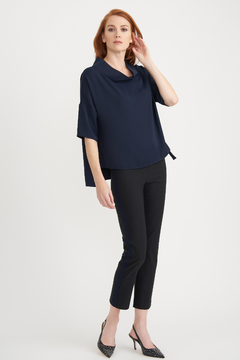 Joseph Ribkoff Cowl-Neck Top - Alternate List Image