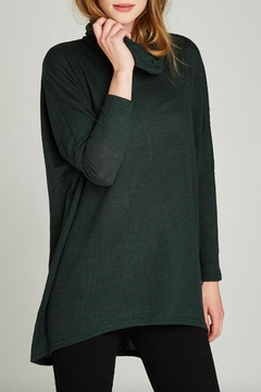 Apricot Cowl Neck Tunic - Product List Image