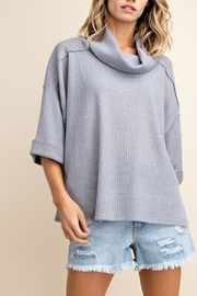 Mittoshop Cowl Neck Tunic - Product Mini Image