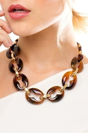 Wild Lilies Jewelry  Cowrie Tortoise Necklace - Product Mini Image