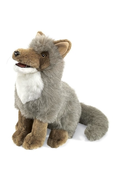 Folkmanis Coyote Puppet - Product List Image