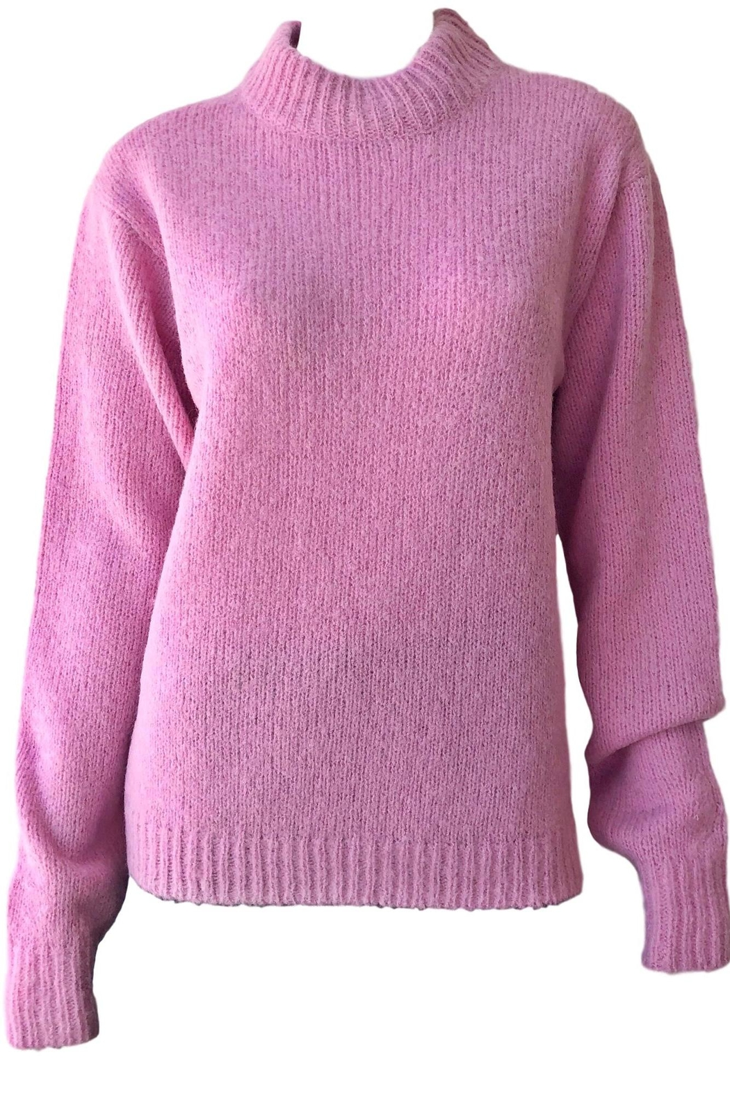 Tibi Cozette Pullover Sweater - Side Cropped Image