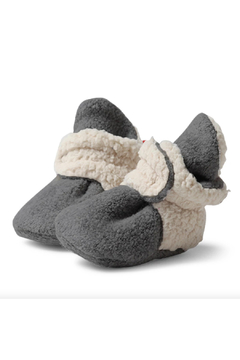 Shoptiques Product: Cozie Furry Bootie