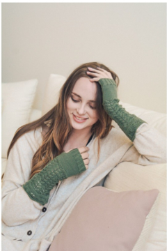 Shoptiques Product: cozy arm warmers