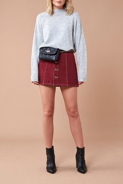 MinkPink Cozy Boxy Sweater - Product List Image