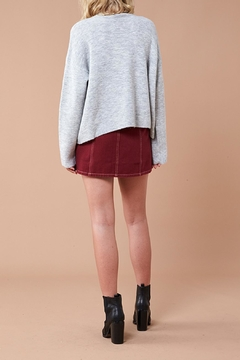 MinkPink Cozy Boxy Sweater - Alternate List Image
