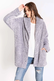 PJ Salvage COZY CARDI - Front cropped