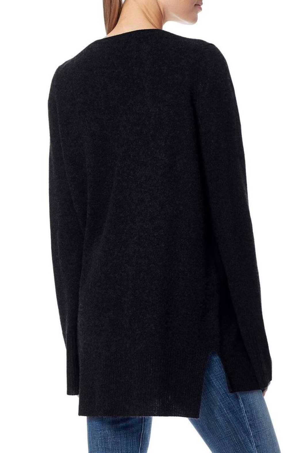 360 Cashmere Cozy Cashmere Cardigan - Front Full Image