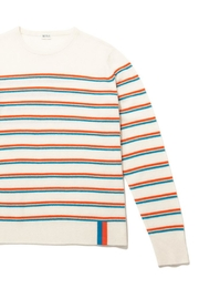 Kule Cozy Cashmere Stripe - Front full body