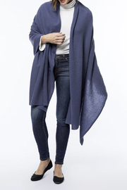 Tyler Boe Cozy Cashmere Wander Wrap - Front cropped