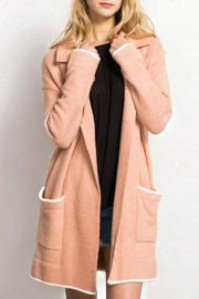 Hem & Thread Cozy Coat - Product Mini Image