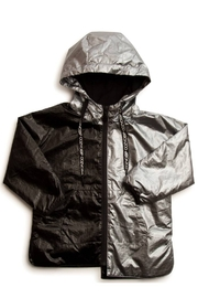 COZY COOP  Cozy Coop Color block Rain & Shine Spring Jacket with Zipper - Product Mini Image