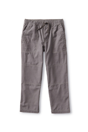 Tea Collection  Cozy Does It Lined Pants - Thunder - Product Mini Image