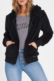 Billabong Cozy-Down Zip-Up Hoodie - Product Mini Image