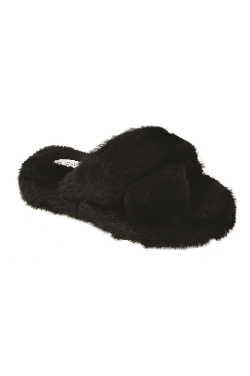 Top Guy Cozy Faux Fur Slippers - Main Image