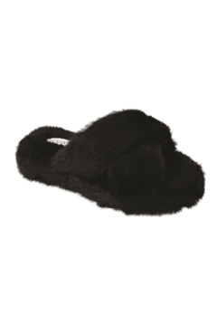 Top Guy Cozy Faux Fur Slippers - Product List Image