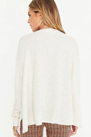 Project Social T Cozy First Long Sleeve CREW - Back cropped