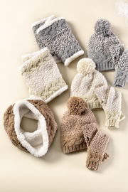 Giftcraft Inc.  Cozy Hat Scarf & Gloves Set - Product Mini Image