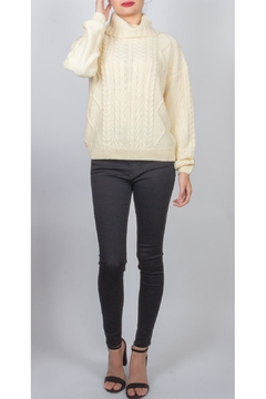 Shoptiques Product: Cozy Knit Turtleneck