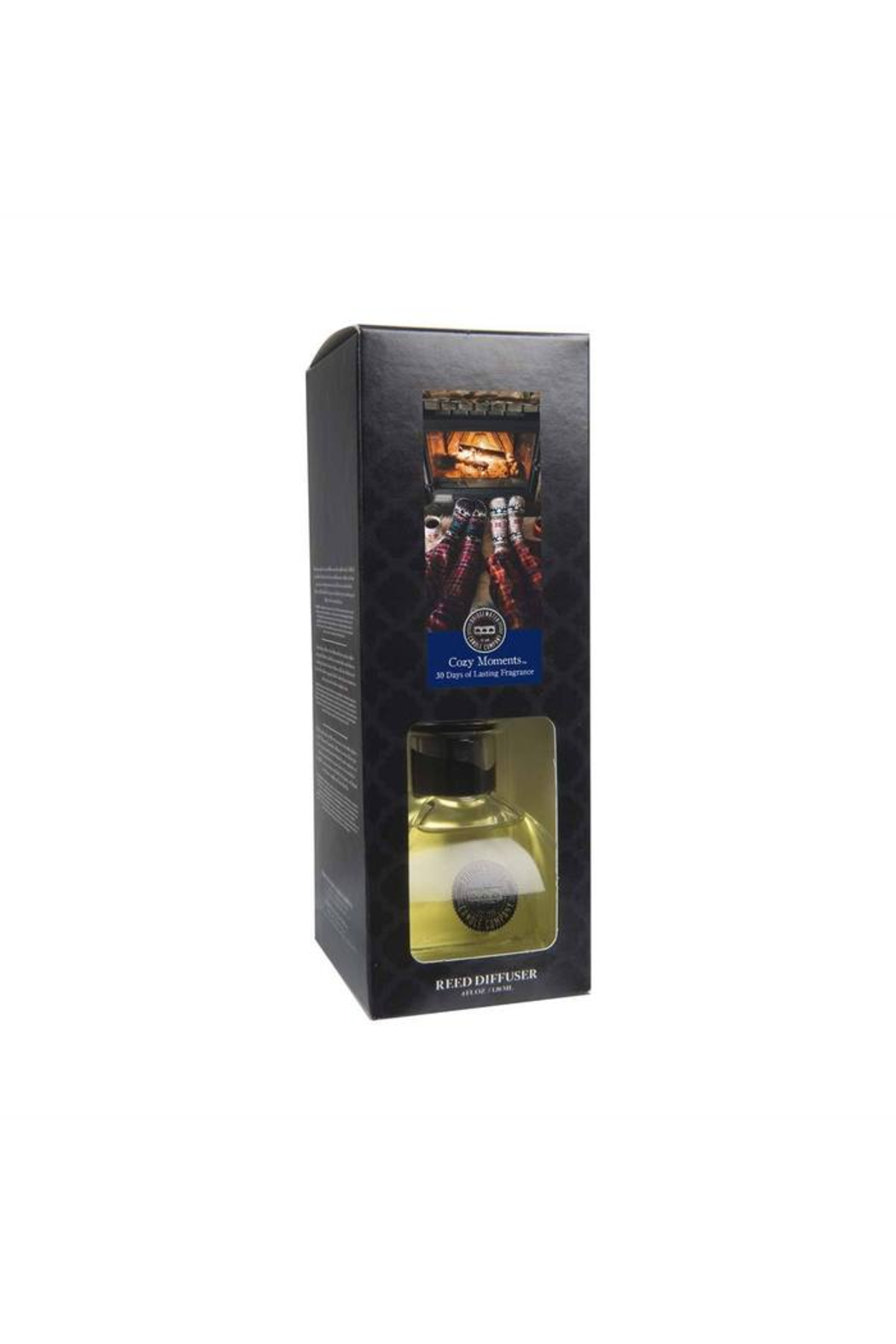 Bridgewater Candle Company COZY MOMENTS REED DIFFUSER - Main Image