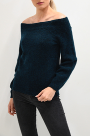 SWTR Cozy Off Shoulder Sweater - Product Mini Image