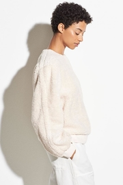 Vince Cozy Pullover - Front full body