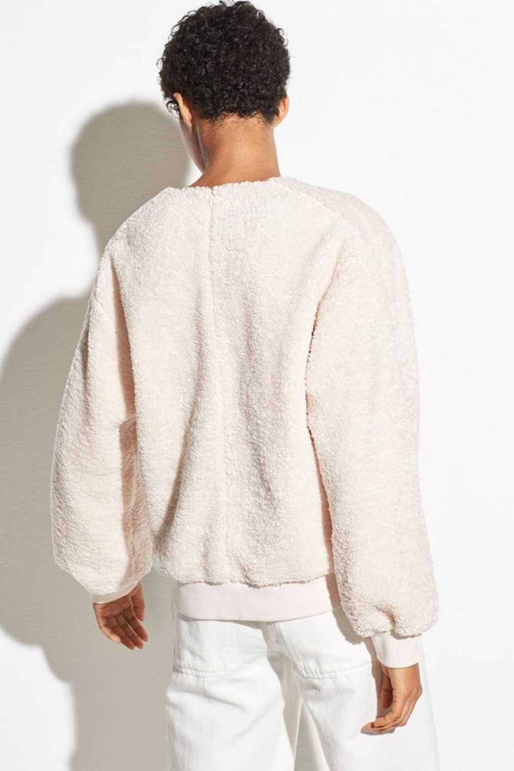 Vince Cozy Pullover - Side Cropped Image