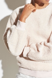 Vince Cozy Pullover - Back cropped