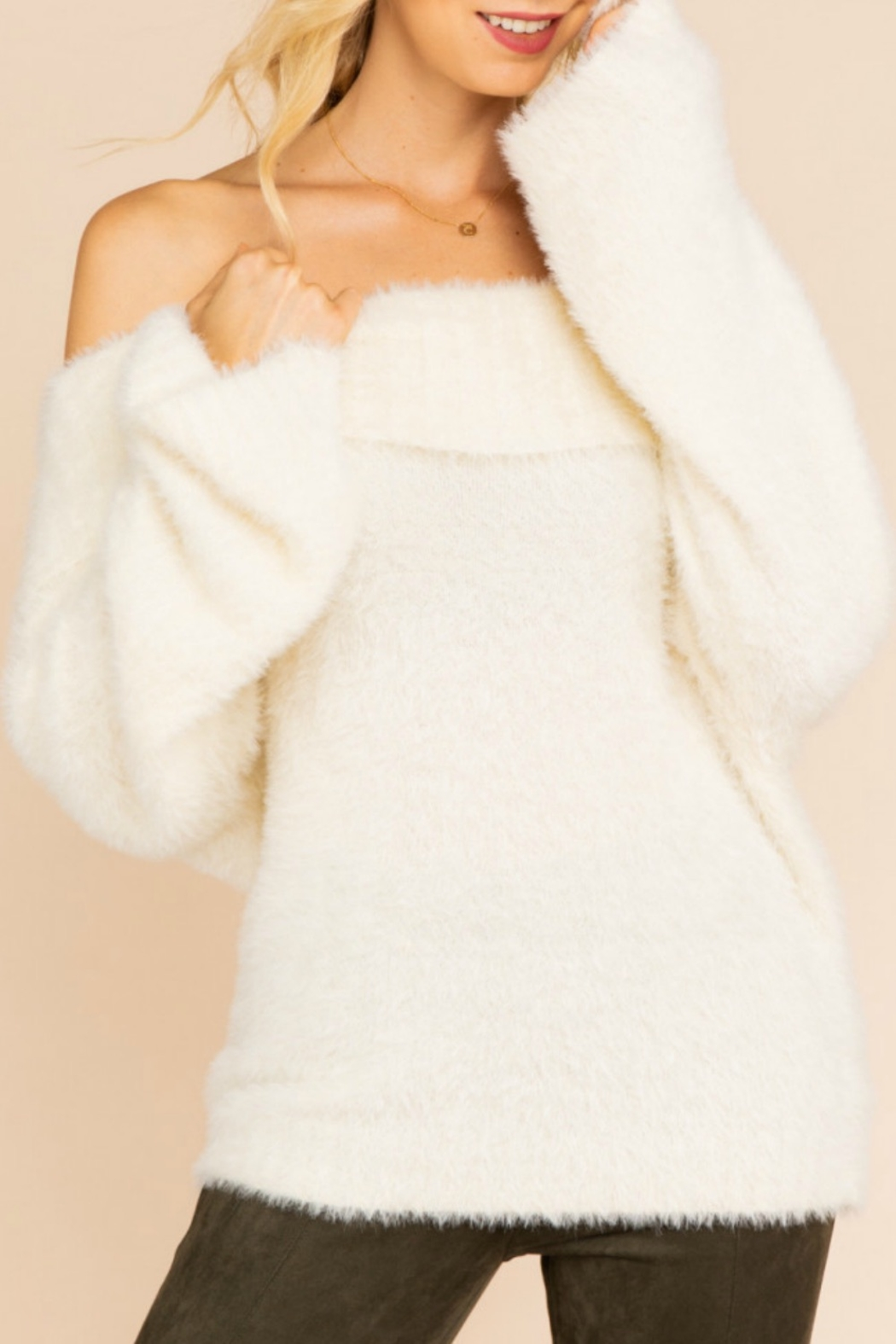 Gilli Cozy pullover sweater - Main Image