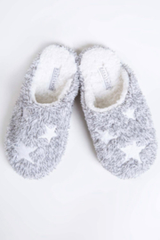 PJ Salvage Cozy Slippers - Front cropped