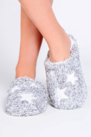 PJ Salvage Cozy Slippers - Front full body