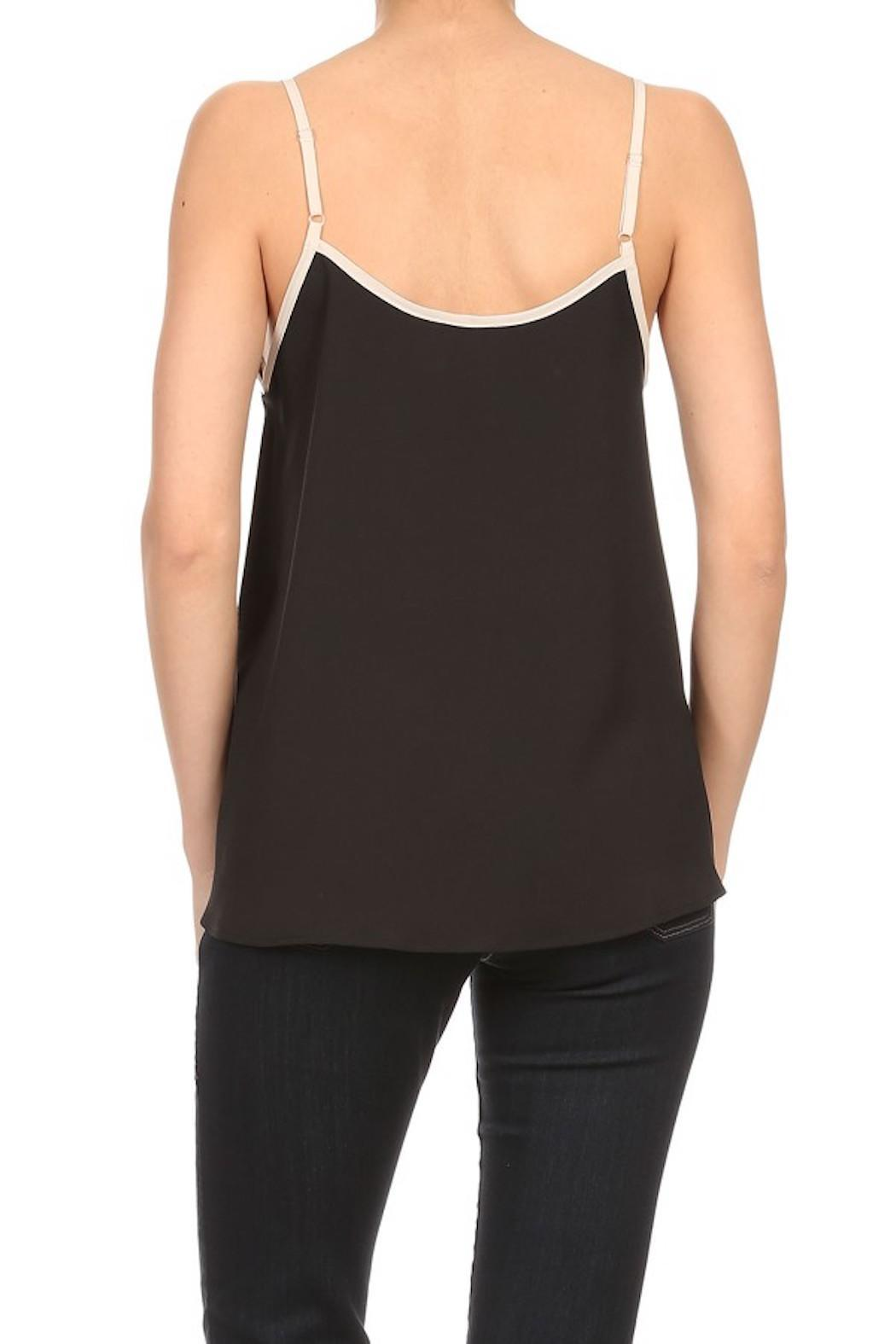 Cozy Casual Casual Cami Top - Back Cropped Image