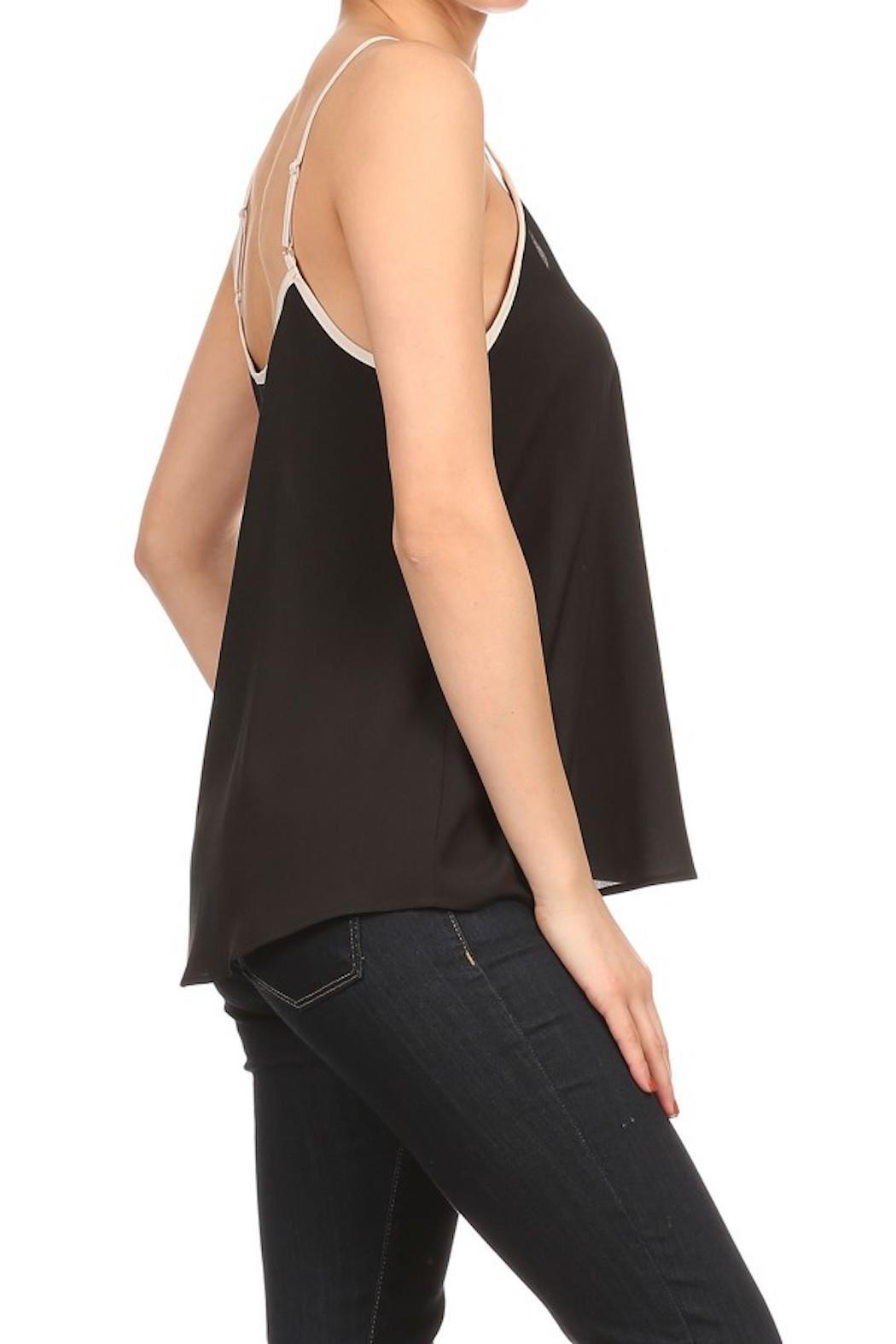 Cozy Casual Casual Cami Top - Side Cropped Image