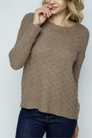 Cozy Casual Latte To Hold Sweater - Product Mini Image