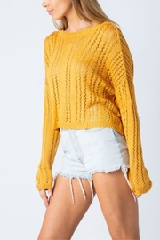 Cozy Casual Layering Knit Sweater - Product Mini Image