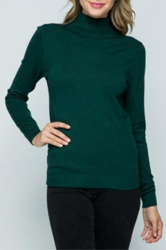 Shoptiques Product: Mock Turtleneck Sweater