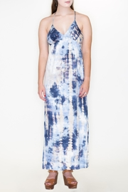 Cozy Casual Tie Dye Maxi - Product Mini Image