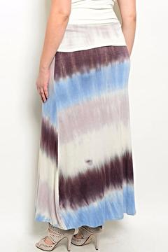 Shoptiques Product: Tiedye Maxi Skirt
