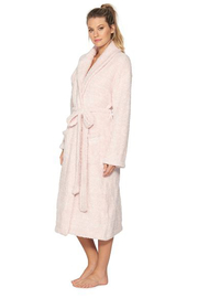 Barefoot Dreams CozyChic Heathered Adult Robe - Product Mini Image
