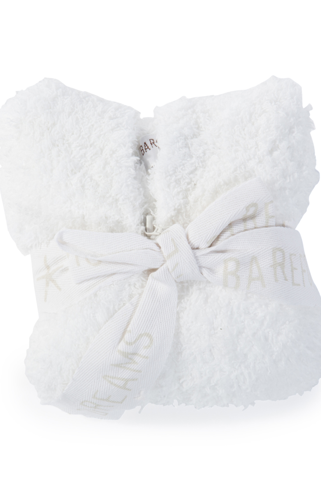 Barefoot Dreams CozyChic Infant Hoodie - Front Cropped Image