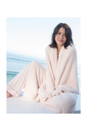 Barefoot Dreams COZYCHIC THROW-PINK - Product Mini Image