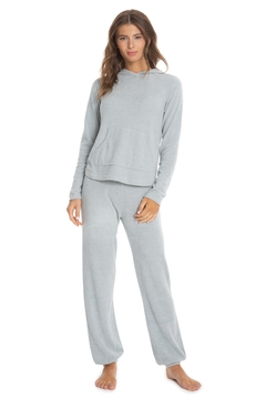Barefoot Dreams CozyChic UltraLite Pullover Hoodie - Product List Image