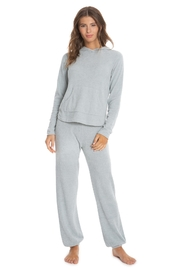 Barefoot Dreams CozyChic UltraLite Pullover Hoodie - Product Mini Image