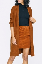 Sanctuary CozyUp Long Cardigan - Product Mini Image