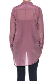 CP Shades Carine Cotton Silk Blouse - Other