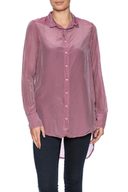 CP Shades Carine Cotton Silk Blouse - Front cropped